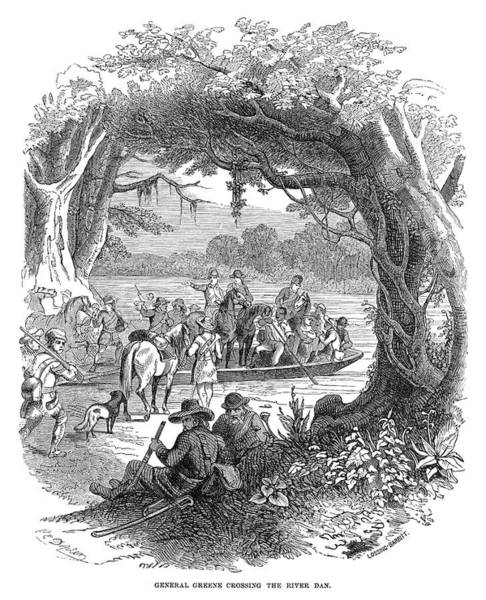 1781 Painting - Nathanael Greene, 1781 by Granger