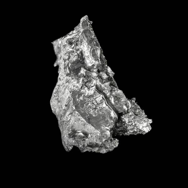 Elemental Photograph - Neodymium by Science Photo Library