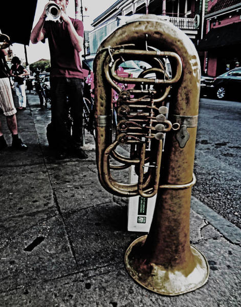 Photograph - New Orleans by Louis Maistros