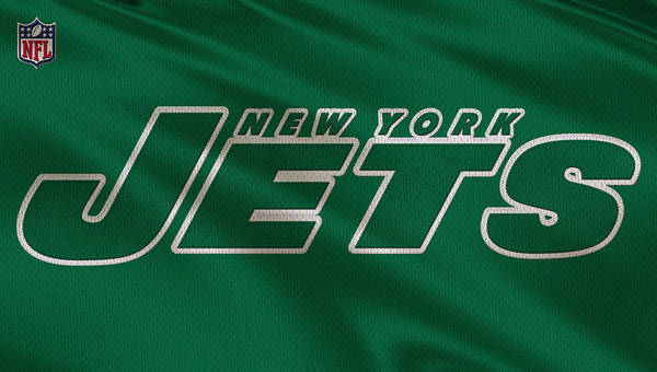 New York Jets Wall Art - Photograph - New York Jets Uniform by Joe Hamilton