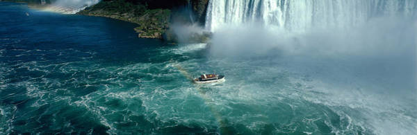 The Maid Photograph - Niagara Falls, Canada by Panoramic Images