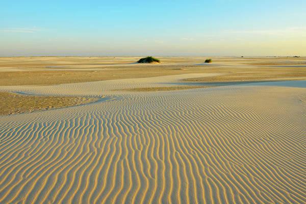 Photograph - North Sea Sandbank Kniepsand by Raimund Linke