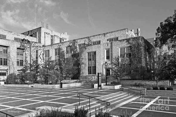 Photograph - Northwestern University Tech Institute by University Icons