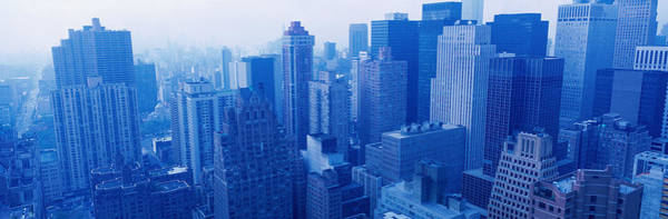Rise Above Wall Art - Photograph - Nyc, New York City, New York State, Usa by Panoramic Images