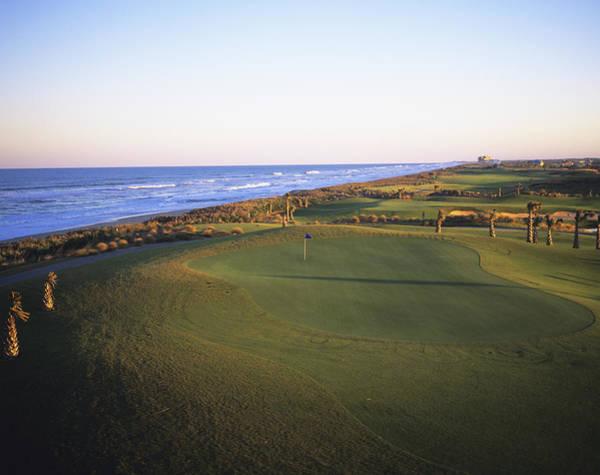 Ocean Photograph - Ocean Golf Course by Stephen Szurlej