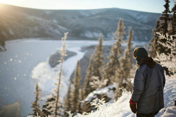 Yukon Territory Photograph - Off The Grid Living In The Canadas by Rafal Gerszak