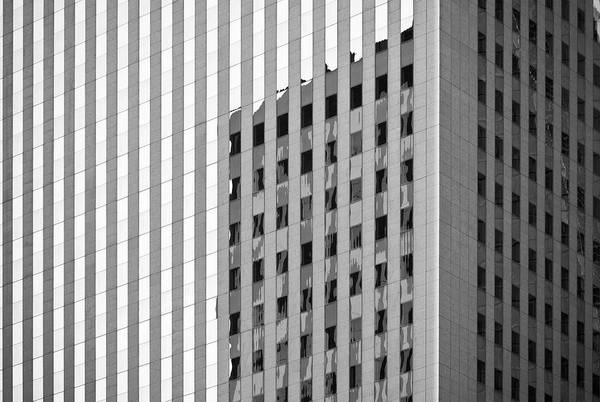 Crisscross Wall Art - Photograph - Office Building by Chevy Fleet