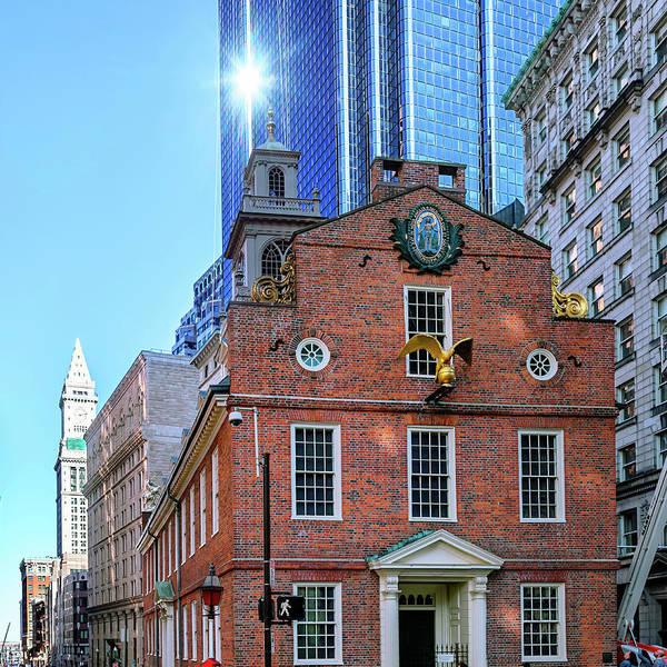 Wall Art - Photograph - Old And New Boston by Babak Tafreshi