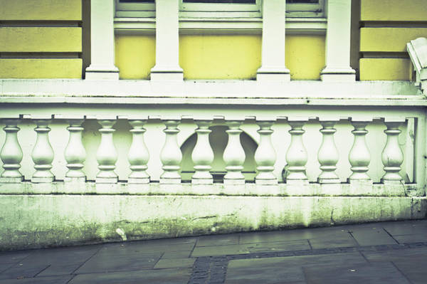 Banister Wall Art - Photograph - Old Architecture by Tom Gowanlock