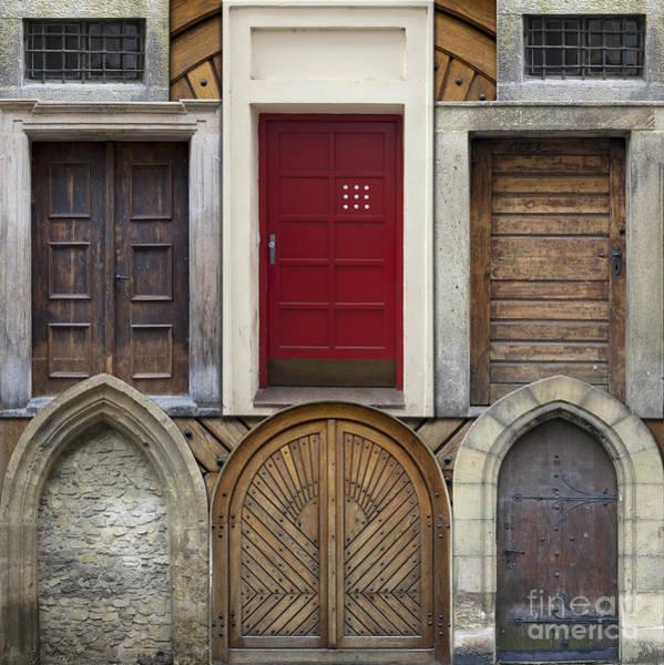 Wall Art - Photograph - Old Doors by Michal Boubin