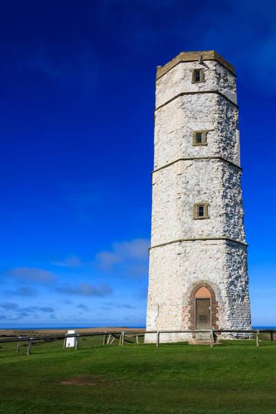 Photograph - Old Lighthouse Flamborough by Susan Leonard