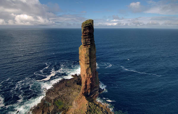 Wall Art - Photograph - Old Man Of Hoy by Simon Fraser/science Photo Library