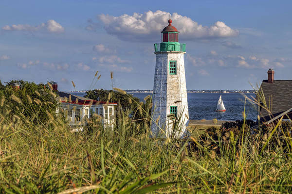 Photograph - Old Point Comfort Lighthouse by Jerry Gammon
