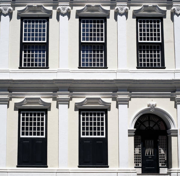 Photograph - Old Town House by Shaun Higson