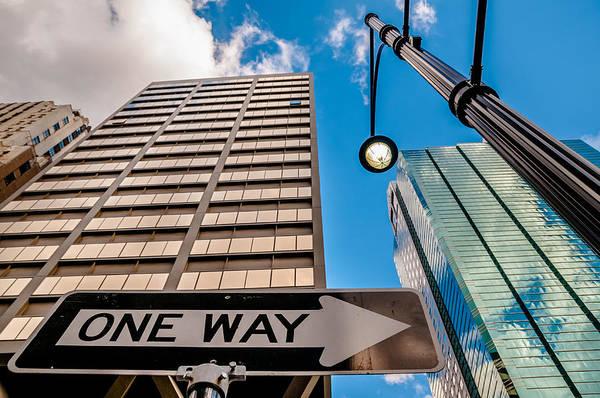 Photograph - One Way by Ryan Heffron