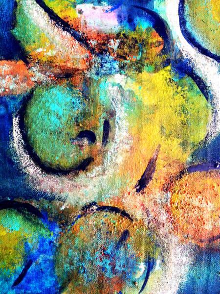 Painting - Orbs by Nikki Dalton
