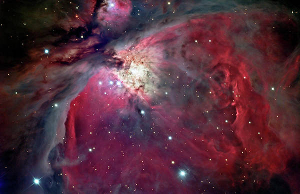 Wall Art - Photograph - Orion Nebula (m42) by Russell Croman/science Photo Library