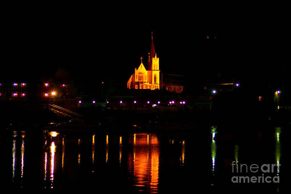 Photograph - Our Lady Queen Of Peace Church. by New England Photography
