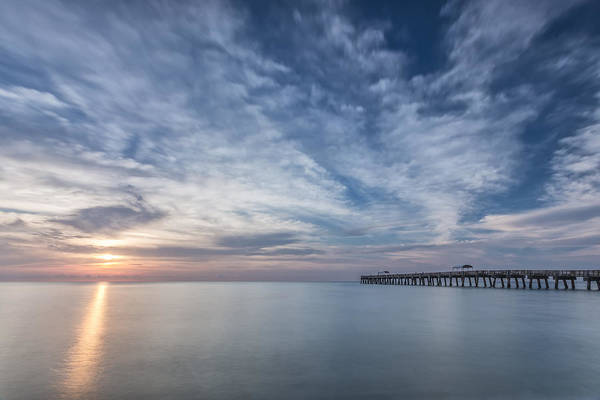 Lake Worth Wall Art - Photograph - Outside Today by Jon Glaser
