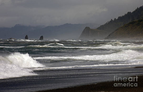 Photograph - Pacific Coast by NightVisions