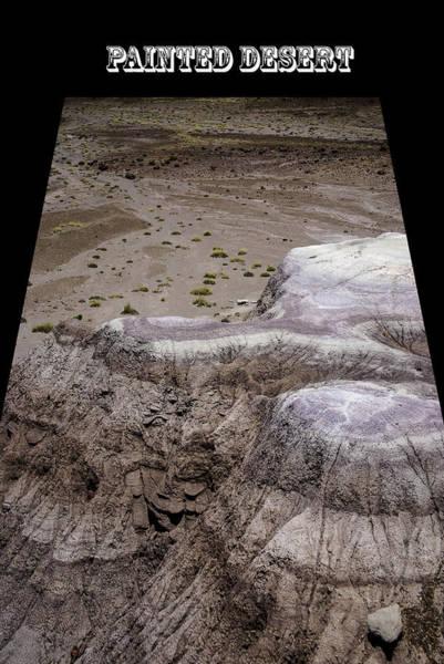 Photograph - Painted Desert by Judy Hall-Folde