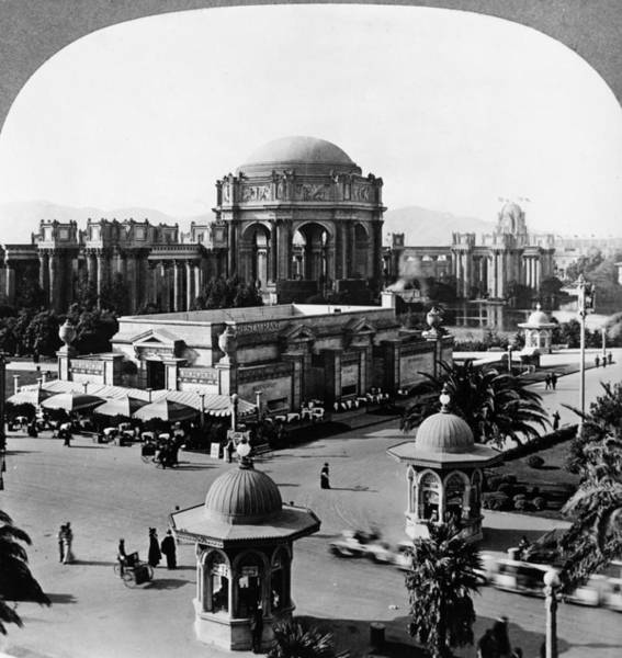 Painting - Panama-pacific Exposition by Granger