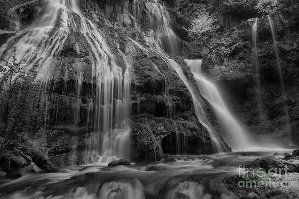 Wall Art - Photograph - Panther Falls by Keith Kapple