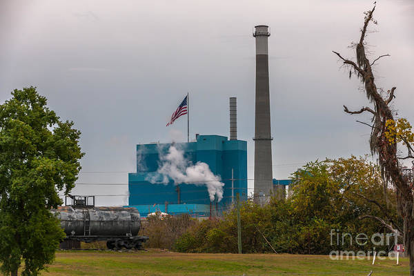 Photograph - Paper Mill by Dale Powell