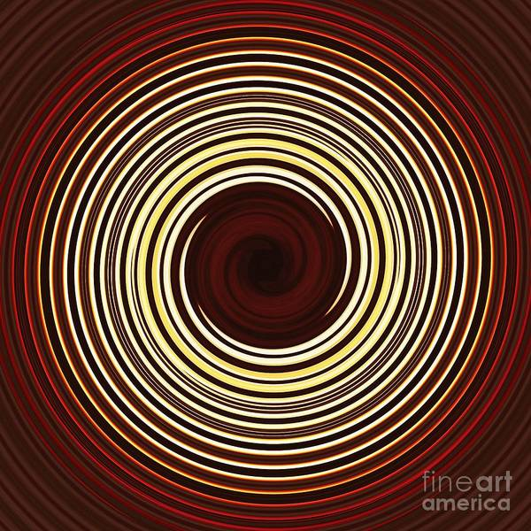Wall Art - Digital Art - Parallel Curves by Sarah Loft