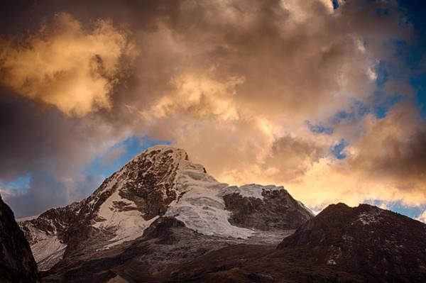 Photograph - Paramount Mountain  by U Schade