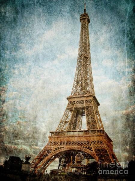 Pyrography - Paris by Jelena Jovanovic