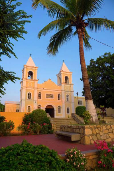 Baja Photograph - Parroquia San Jose Church, Mission by Douglas Peebles