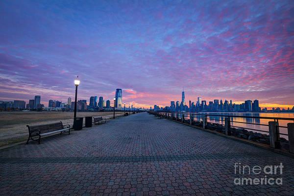 Nine Eleven Photograph - Path To Manhattan by Michael Ver Sprill