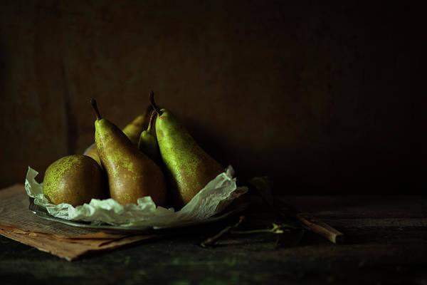 Healthy Eating Photograph - Pears by Feryersan