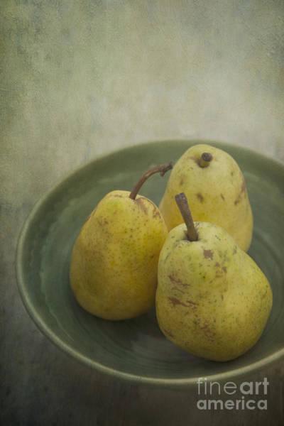 Wall Art - Photograph - Pears by Priska Wettstein