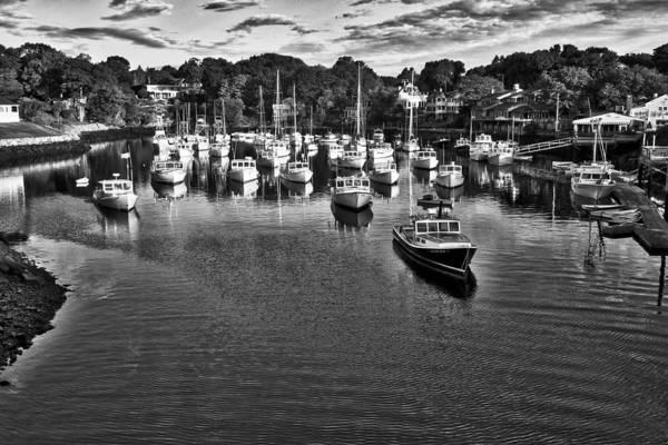 Photograph - Perkins Cove - Maine by Steven Ralser