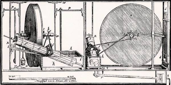 Perpetual Photograph - Perpetual Motion Machine by Universal History Archive/uig