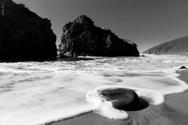 Photograph - Pfeiffer Beach by Alexander Fedin