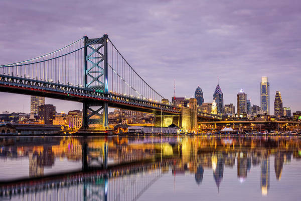 Photograph - Philly by Mihai Andritoiu