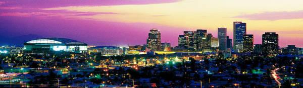 High-rise Wall Art - Photograph - Phoenix Az by Panoramic Images