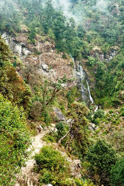 Photograph - Photeng Waterfall by U Schade