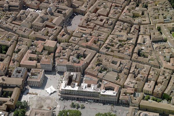 Wall Art - Photograph - Piazza Martiri Del 7 Luglio by Blom ASA