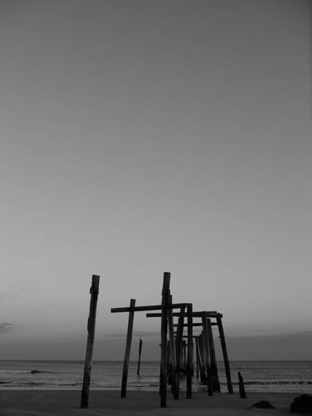 Photograph - Pier Portrait by Keith McGill