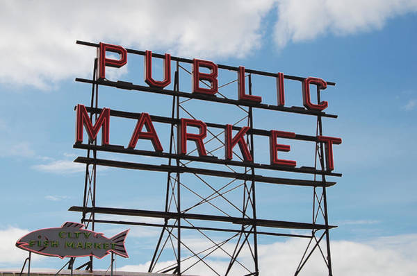 Photograph - Pike Place Market by Marilyn Wilson