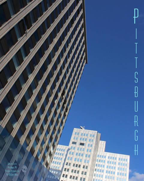 Photograph - Pittsburgh Skyline by Pat McGrath Avery