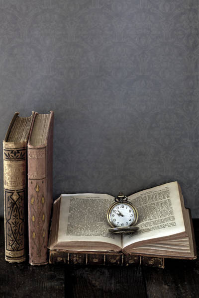 Wall Art - Photograph - Pocket Watch by Joana Kruse