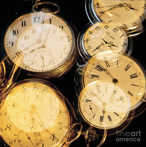 Photograph - Pocketwatches by Helmut Meyer zur Capellen