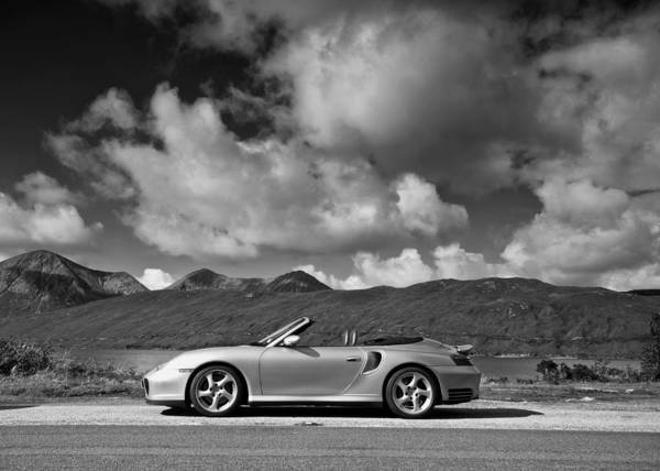 Photograph - Porsche 911 - 996 Turbo by Stephen Taylor