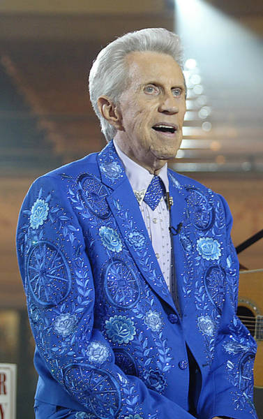 Starstruck Studios Wall Art - Photograph - Porter Wagoner by Don Olea