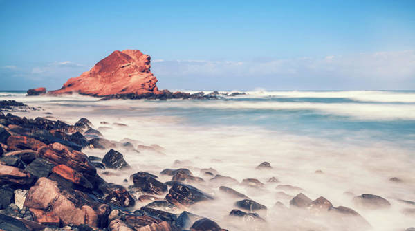 Sagre Wall Art - Photograph - Portugal, View Of Ponta Ruiva Beach by Westend61